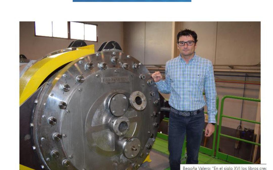 """Jesús Martínez, director comercial de Greene Waste to Energy: """"Intentamos llegar a un residuo cero"""""""