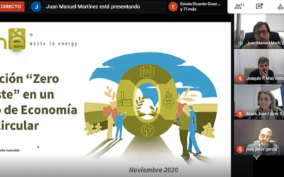 Participamos en un webinar sobre Innovación Social y Desarrollo Sostenible