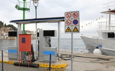 Iniciamos una nueva línea de negocio para producir combustible para barcos a partir de RSU
