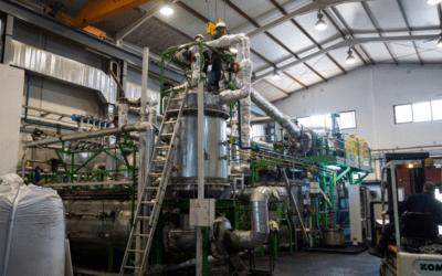 Presentamos al Ministerio de Transición Ecológica un macroproyecto de gestión de residuos de 722,8 millones de euros